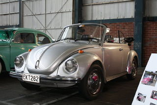 Beetle Convertible air cooled