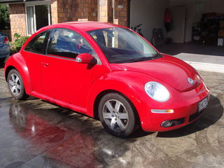 New Beetle all years
