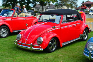 Beetle Cabriolet all years