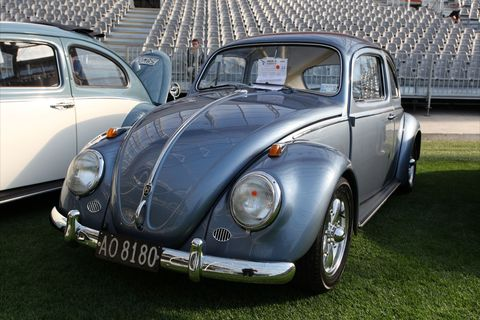 Beetle '58 to '68
