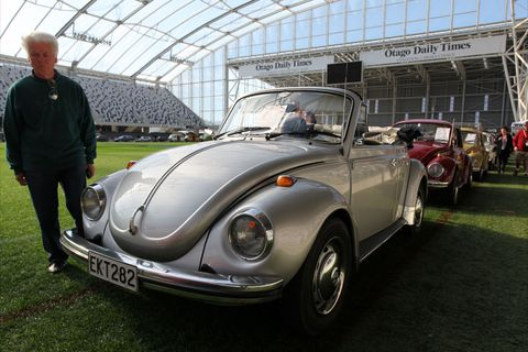 Beetle '69 on
